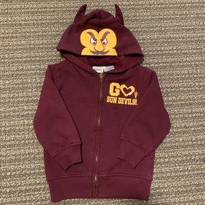 Arizona State Sun Devil hoodie